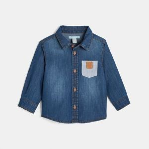 Denim shirt95682
