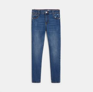 Trendy skinny fit jeans 96690