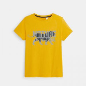 T-shirt animal with a message